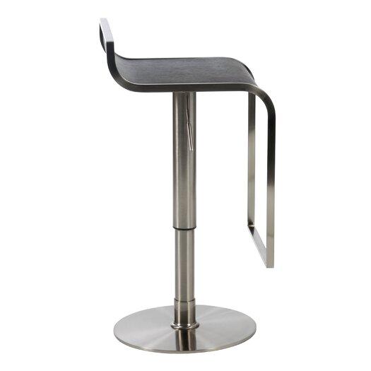 Eurostyle Furgus Adjustable Height Bar Stool
