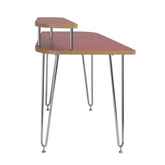 Eurostyle Hanh Writing Desk with Shelf