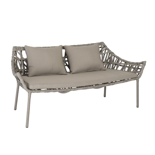 Eurostyle Gazelle Loveseat with Cushions