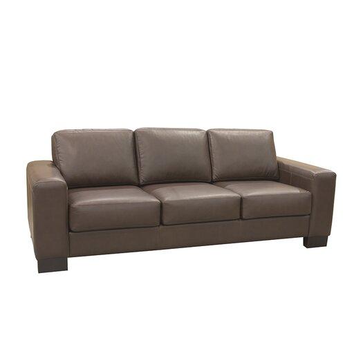 Coja Mayfair Leather Sofa