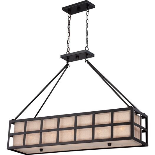 Quoizel Marisol 1 Light Island Chandelier