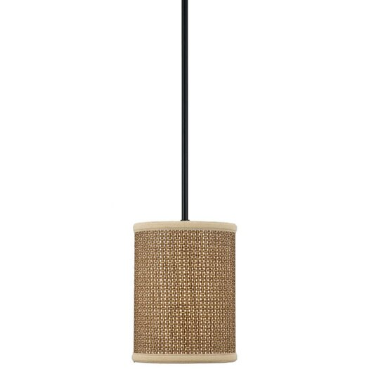 Quoizel Zen 1 Light Mini Pendant