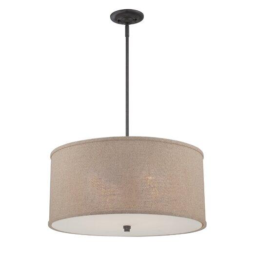 Quoizel Cloverdale 4 Light Pendant