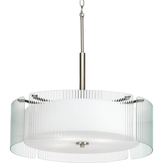 Progress Lighting Coupe 4 Light Pendant