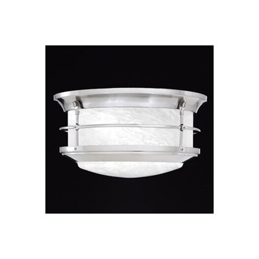 Thomas Lighting Newport 2 Light Outdoor Flush Mount