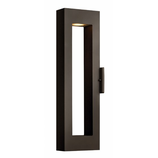 Hinkley Lighting Atlantis Outdoor 2 Light Wall Sconce