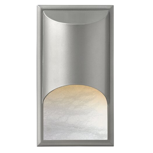 Hinkley Lighting Cascade 1 Light Small Outdoor Wall Lantern