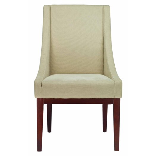 Safavieh Sloping Slipper Chair