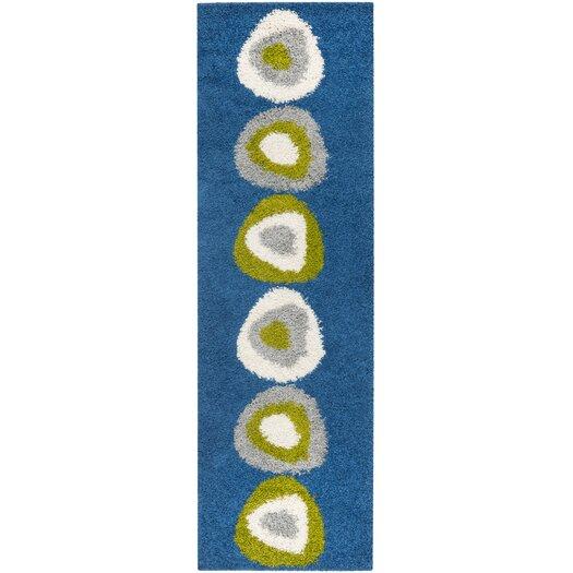 Safavieh Shag Blue Rug