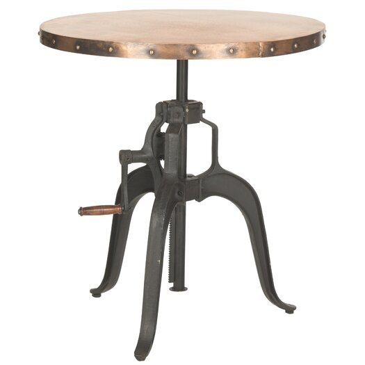 Safavieh Fox Nesta Crank Table