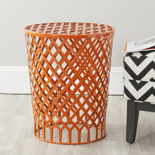 Safavieh Fox Thor Welded Iron Strips Stool