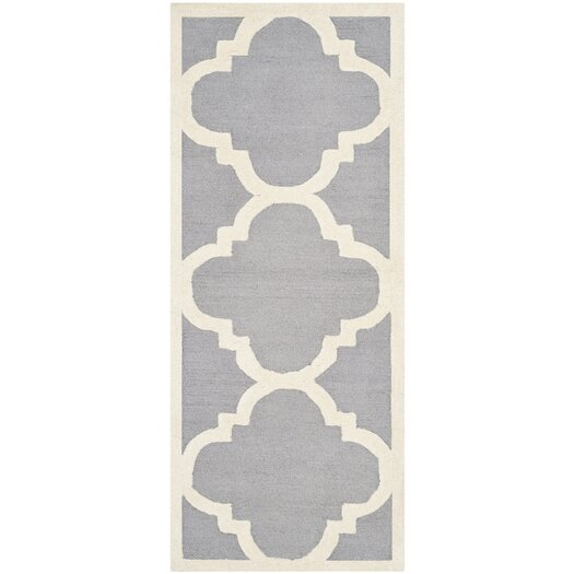 Safavieh Cambridge Silver / Ivory Area Rug