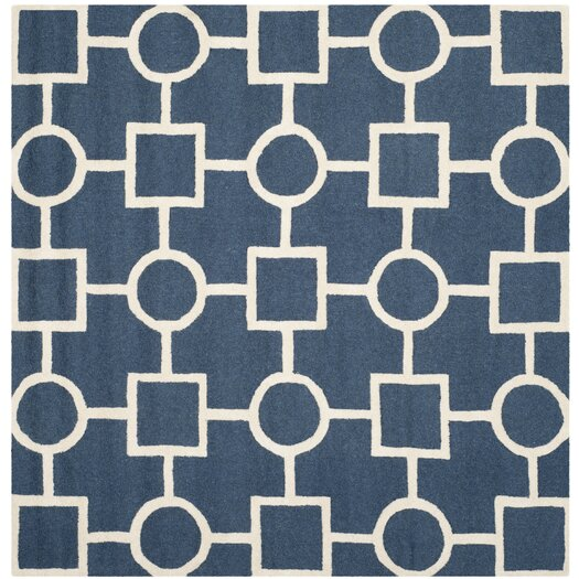 Safavieh Cambridge Blue Navy / Ivory Area Rug