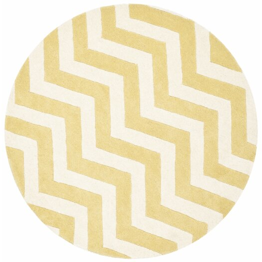 Safavieh Chatham Light Gold / Ivory Area Rug