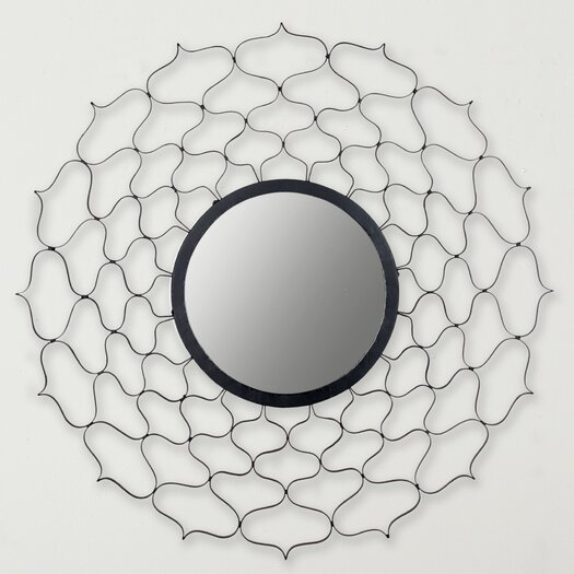 Safavieh Curves Ahead Mirror