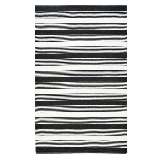 Safavieh Thom Filicia Black Outdoor Rug