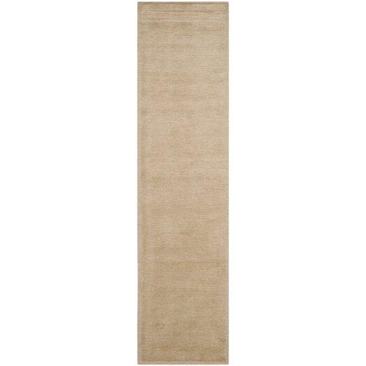 Safavieh Tibetan Velvet Straw Tan Area Rug