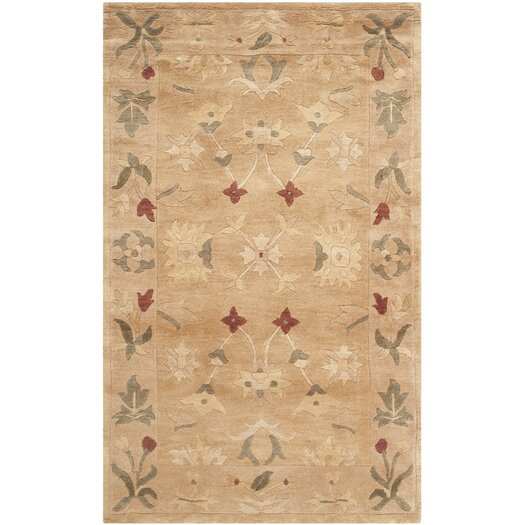 Safavieh Tibetan Tan Area Rug