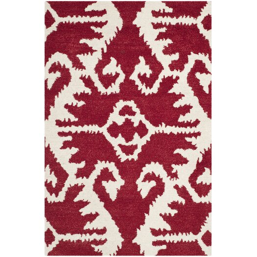 Safavieh Wyndham Red Area Rug