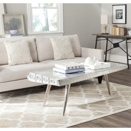 Safavieh Fox Aviator Coffee Table