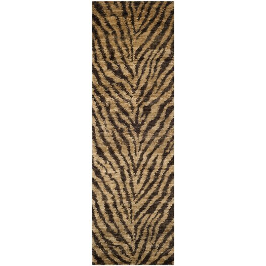 Safavieh Bohemian Natural/Black Area Rug