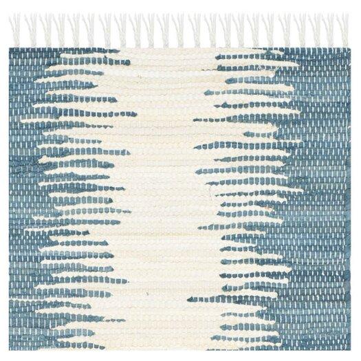 Safavieh Montauk Blue Abstract Area Rug