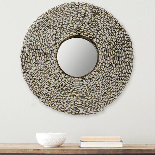 Safavieh Jeweled Chain Mirror