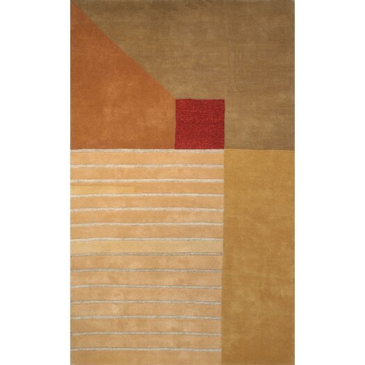Safavieh Rodeo Drive Trio Beige/Gold Area Rug