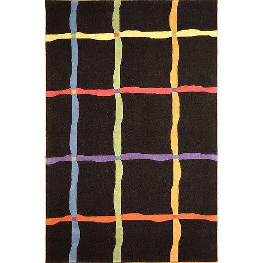 Safavieh Rodeo Drive Black Area Rug