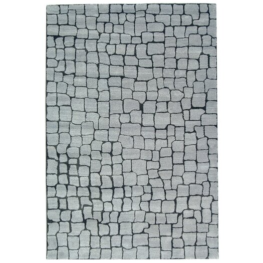 Safavieh NYC Silver & Grey Area Rug