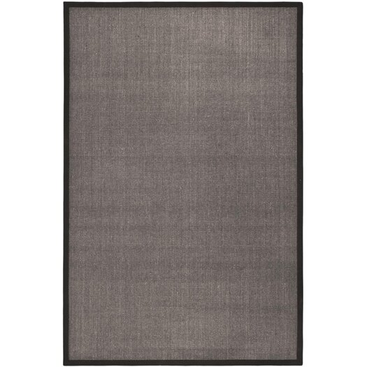 Safavieh Natural Fiber Charcoal Area Rug