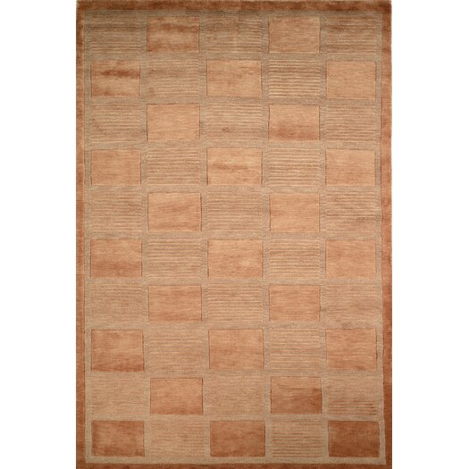Safavieh Tibetan Strategy Copper Area Rug