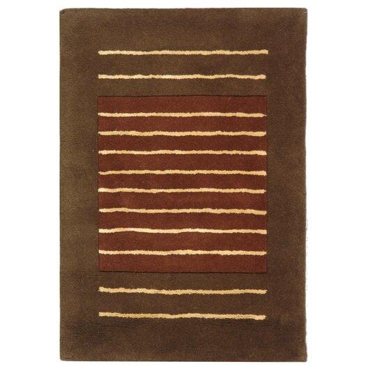 Safavieh Soho Rust/Brown Area Rug
