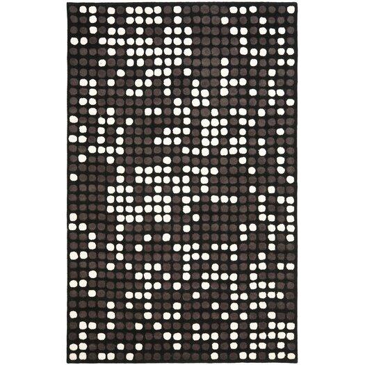 Safavieh Soho Black/White Area Rug