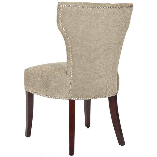Safavieh Ethan Fabric Slipper Chair