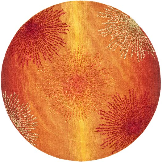 Safavieh Soho Rust/Orange Area Rug