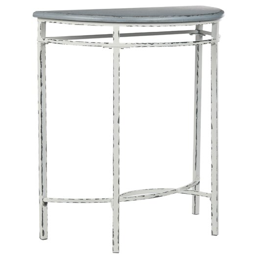 Safavieh Tessa Demilune Console Table