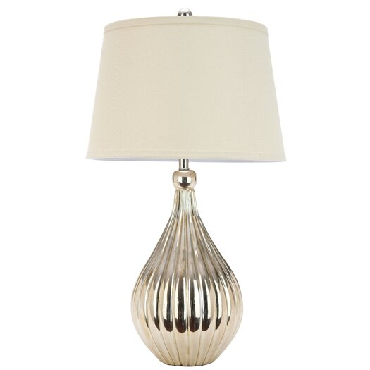 "Safavieh Grace 27.5"" H Table Lamp with Empire Shade"