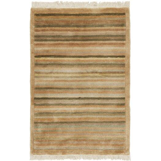 Safavieh Tibetan Latte Stripe Area Rug