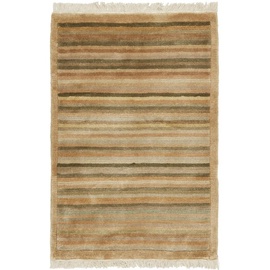 Safavieh Tibetan Latte Stripe Area Rug