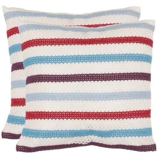 Safavieh Leslie Polyester Decorative Pillow