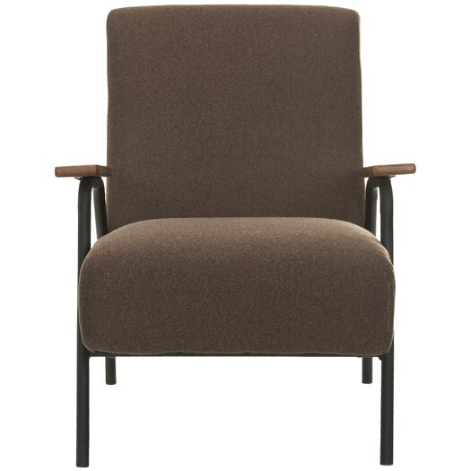 Safavieh Drew Fabric Arm Chair