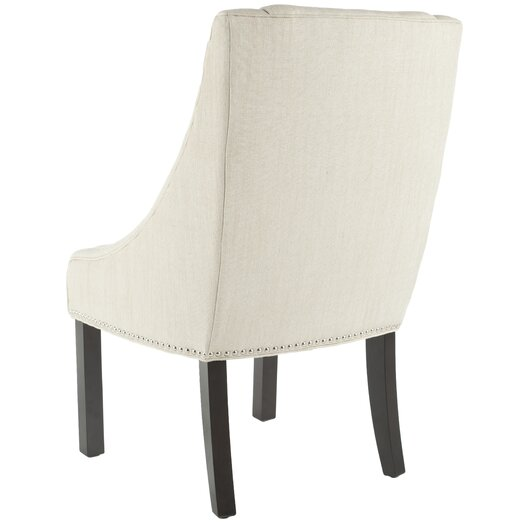 Safavieh Molly Sloping Arm Chair