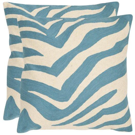 Safavieh Joseph Cotton Decorative Pillow Cover