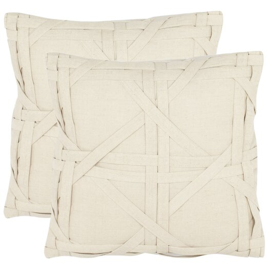Safavieh Kendra Cotton Throw Pillow