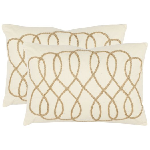 Safavieh Gia Cotton Decorative Pillow