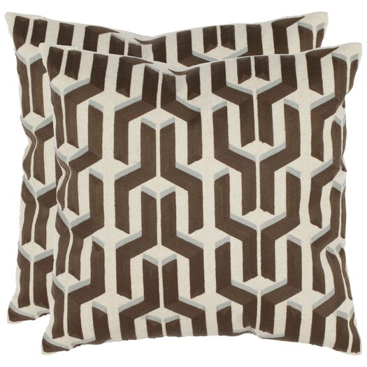 Safavieh Dawson Cotton Decorative Pillow