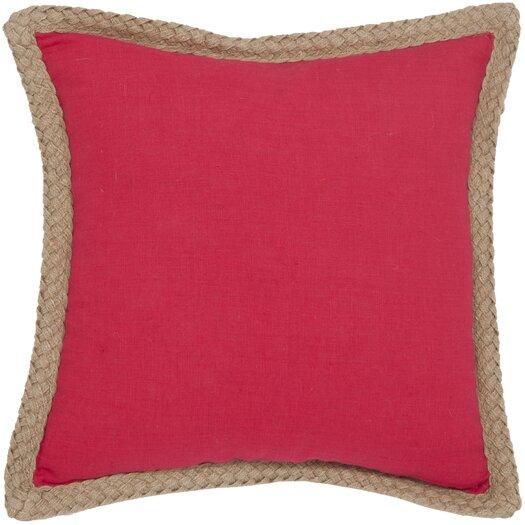Safavieh Sweet Sorona Jute Fiber Decorative Pillow