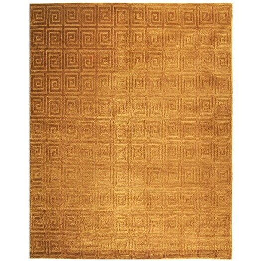 Safavieh Tibetan Bronze Greek Key Area Rug