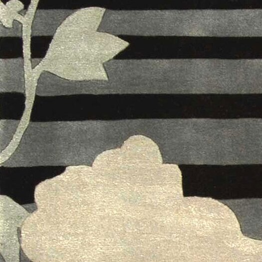 Safavieh Rodeo Drive Black Floral Area Rug